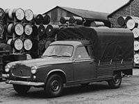 Peugeot 403 pick up 1956-1973