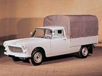Peugeot 404 pick up 1967-1988