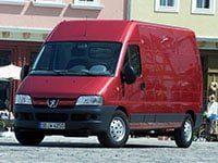Peugeot Boxer depuis 1994