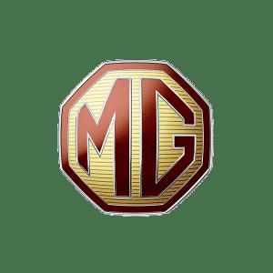 Tous les modèles du constructeur MG