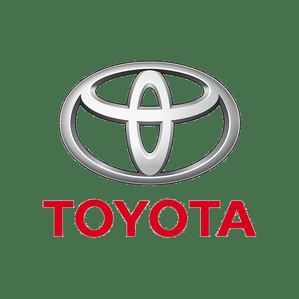 Tous les modèles du constructeur Toyota