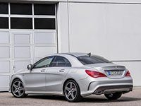 Мercedes-Benz CLA - C117 - depuis 2013