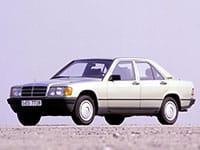 Мercedes-Benz 190 - W201 - 1982-1993