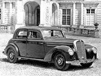 Мercedes-Benz Typ 220 1951-1955