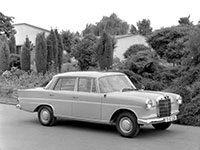 Мercedes-Benz 190-230 - W110 - 1961-1968