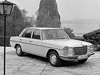 Мercedes-Benz 200-300 - W115-114 - 1968-1976