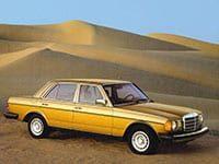 Мercedes-Benz 200-300 - W123 - 1976-1984