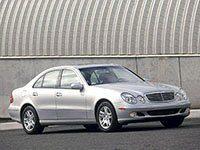 Мercedes-Benz Classe E - W211 - 2002-2009