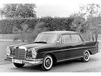 Mercedes-Benz 220-300 - W111-112 - 1959-1968