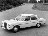 Mercedes-Benz Classe S - W108-109 - 1965-1972