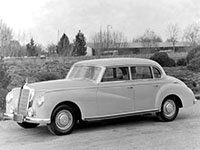 Mercedes-Benz 300 - 1951-1962