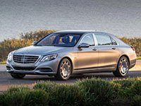 Mercedes-Maybach Classe S - depuis 2015