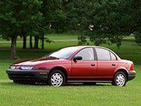 Saturn S-series 1995-1999