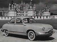 Panhard Dyna Z 1953-1959