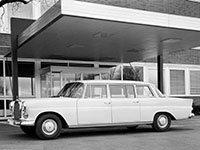Mercedes-Benz W110 - 1967-1968