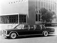 Mercedes-Benz 600 - W100 - 1964-1981