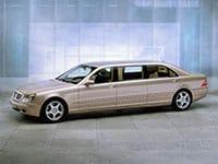 Mercedes-Benz Classe S - V220 - 2000-2005