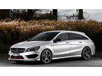 Мercedes-Benz CLA Shooting Brake - X117 - depuis 2014