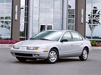 Saturn S-series 1999-2002