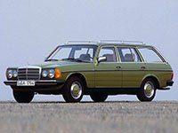 Мercedes-Benz 200-300 - S123 - 1978-1985