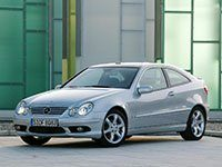 Мercedes-Benz C Sport-Coupe - C203 - 2001-2008