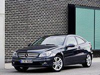 Мercedes-Benz CLC - C203 - 2008-2011