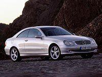 Мercedes-Benz CLK - C209 - 2002-2009