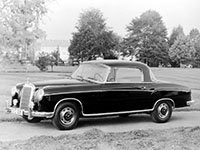 Mercedes-Benz Ponton 1956-1959