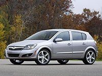 Saturn Astra 2007-2009