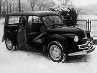 Panhard Dyna X break 1950-1954