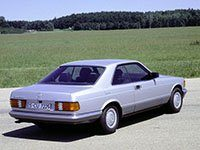 Mercedes-Benz SEC - C126 - 1981-1991