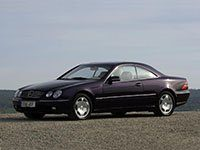 Mercedes-Benz CL - C215 - 1999-2006