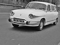 Panhard PL17 break 1962-1965