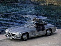 Mercedes-Benz 300SL - W198 - 1954-1957