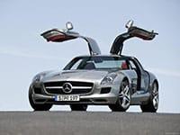 Mercedes-Benz SLS - 2010-2014