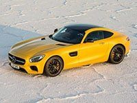 Mercedes-AMG GT - depuis 2014