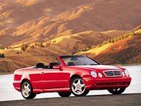 Мercedes-Benz CLK - A208 - 1998-2003