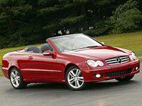 Мercedes-Benz CLK - A209 - 2003-2010