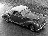 Mercedes-Benz Typ 220 - 1951-1955