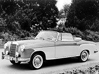 Mercedes-Benz Ponton - 1956-1959