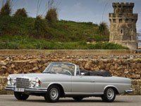Mercedes-Benz 220-250-280-300 - W111-112 - 1961-1971