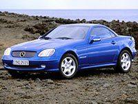 Мercedes-Benz SLK - R170 - 1996-2003