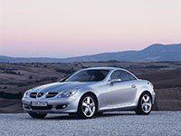 Мercedes-Benz SLK - R171 - 2004-2011