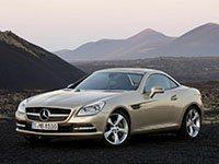 Мercedes-Benz SLK/SLC - R172 depuis 2011