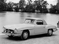 Мercedes-Benz 190SL 1954-1963