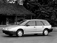 Saturn S-series Wagon 1993-1995