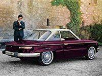 Panhard 24 coupé 1963-1967