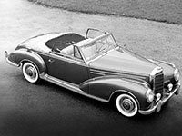 Mercedes-Benz Typ 300 - 1951-1958