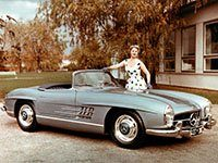 Mercedes-Benz 300SL - W198 - 1957-1963