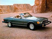 Mercedes-Benz SL - R107 - 1971-1989